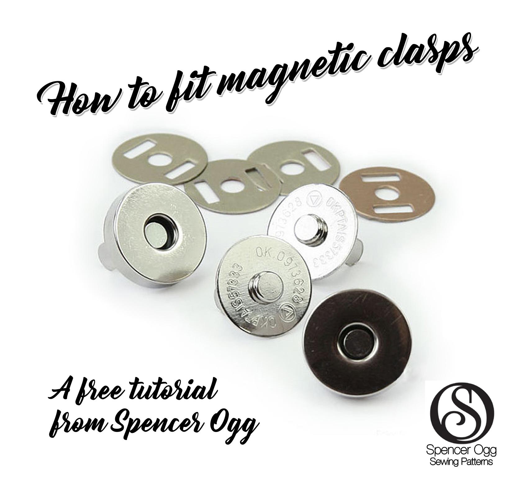 clasps tutorial flat