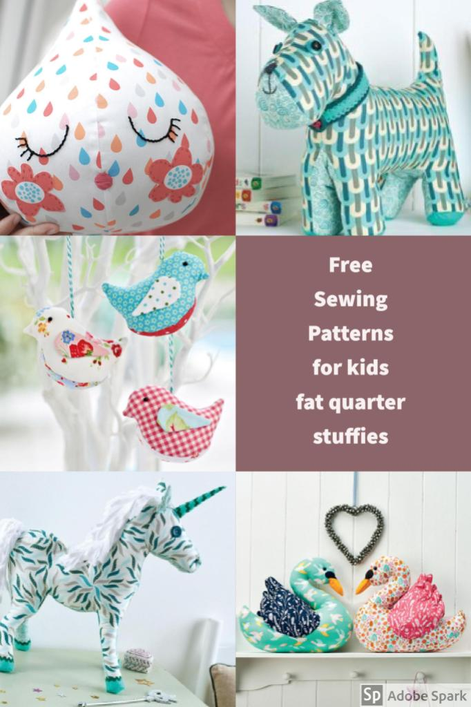 fat quarter animals