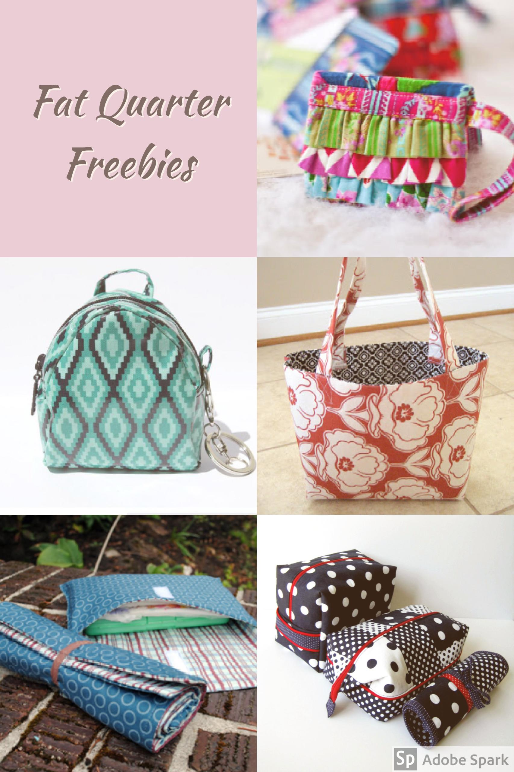 Fat Quarter Freebies