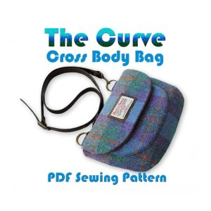 The Curve cross body bag