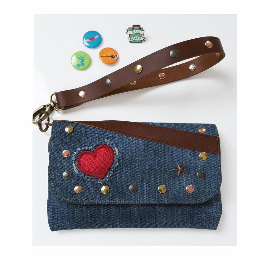 denim clutch 2