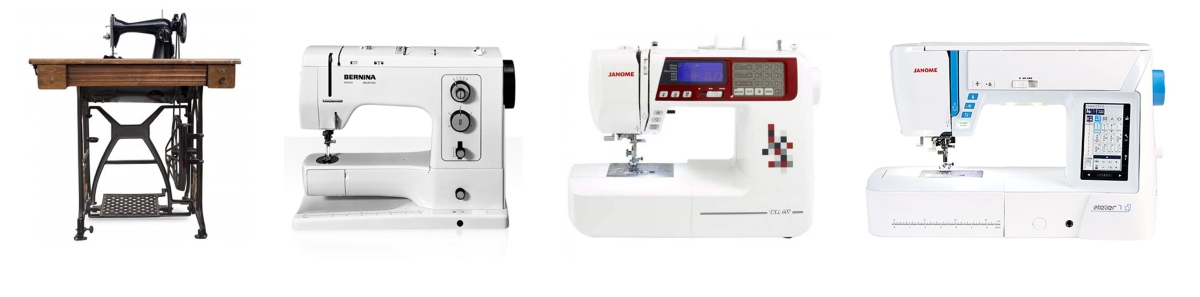 Sewing Machine Review – Janome Atelier